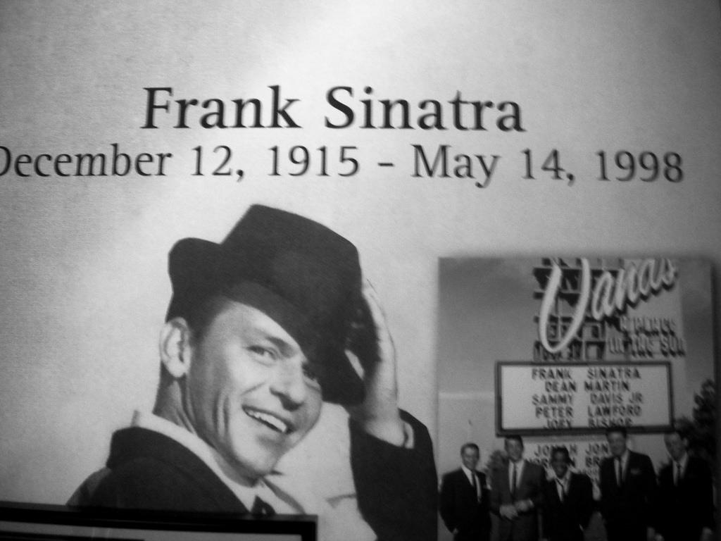 Frank Sinatra – geniální hudebník, kterého si vážili i šéfové mafie