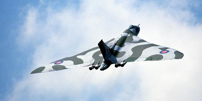 Nejstarší vojenské letectvo na světě