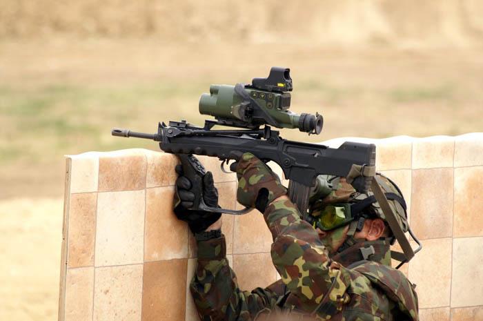 Špatná pověst francouzské armády není pravdivá