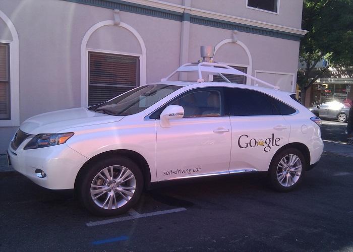 Google má samořídící auta