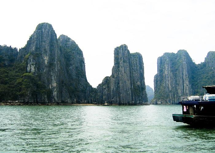 Dračí zátoka Ha Long