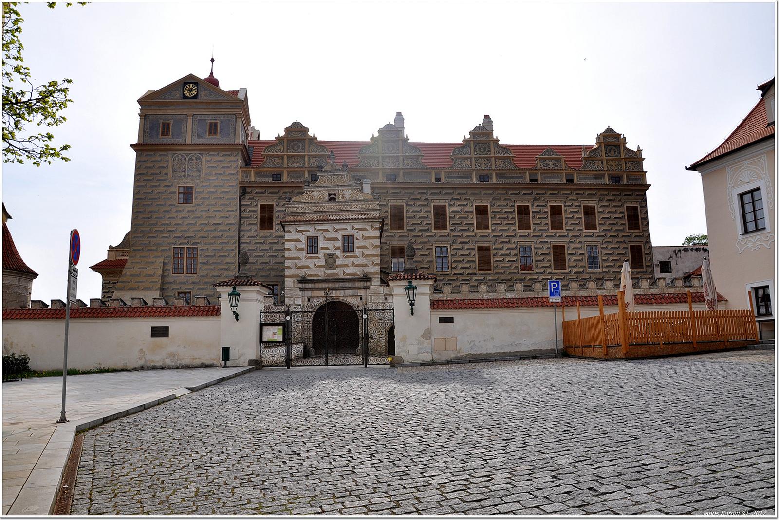 Národní kulturní památka Horšovský Týn