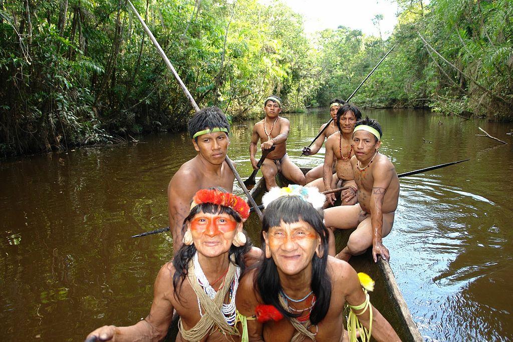 Huaorani - nedotčený amazonský kmen