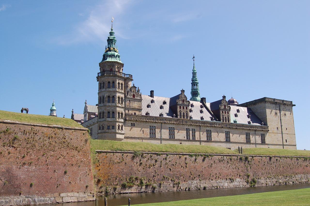 Kronborg patří na seznam UNESCO