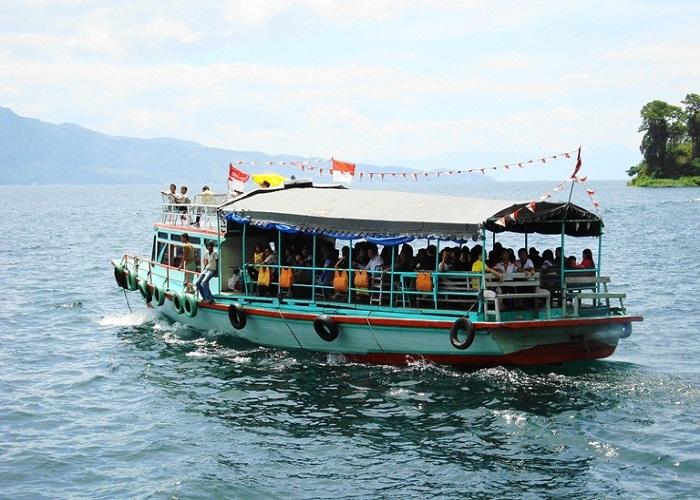 Toba – největší sopečné jezero světa