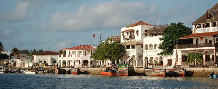 Ostrov Lamu – místo, kde se zastavil čas