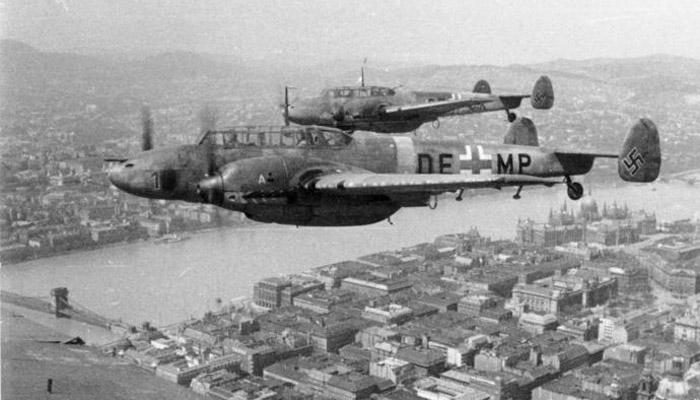 Messerschmitt – páteř německého letectva