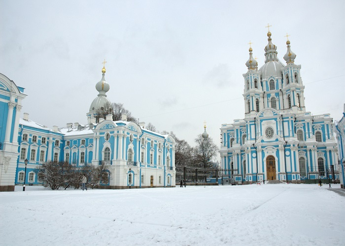 Petrohrad – Benátky severu
