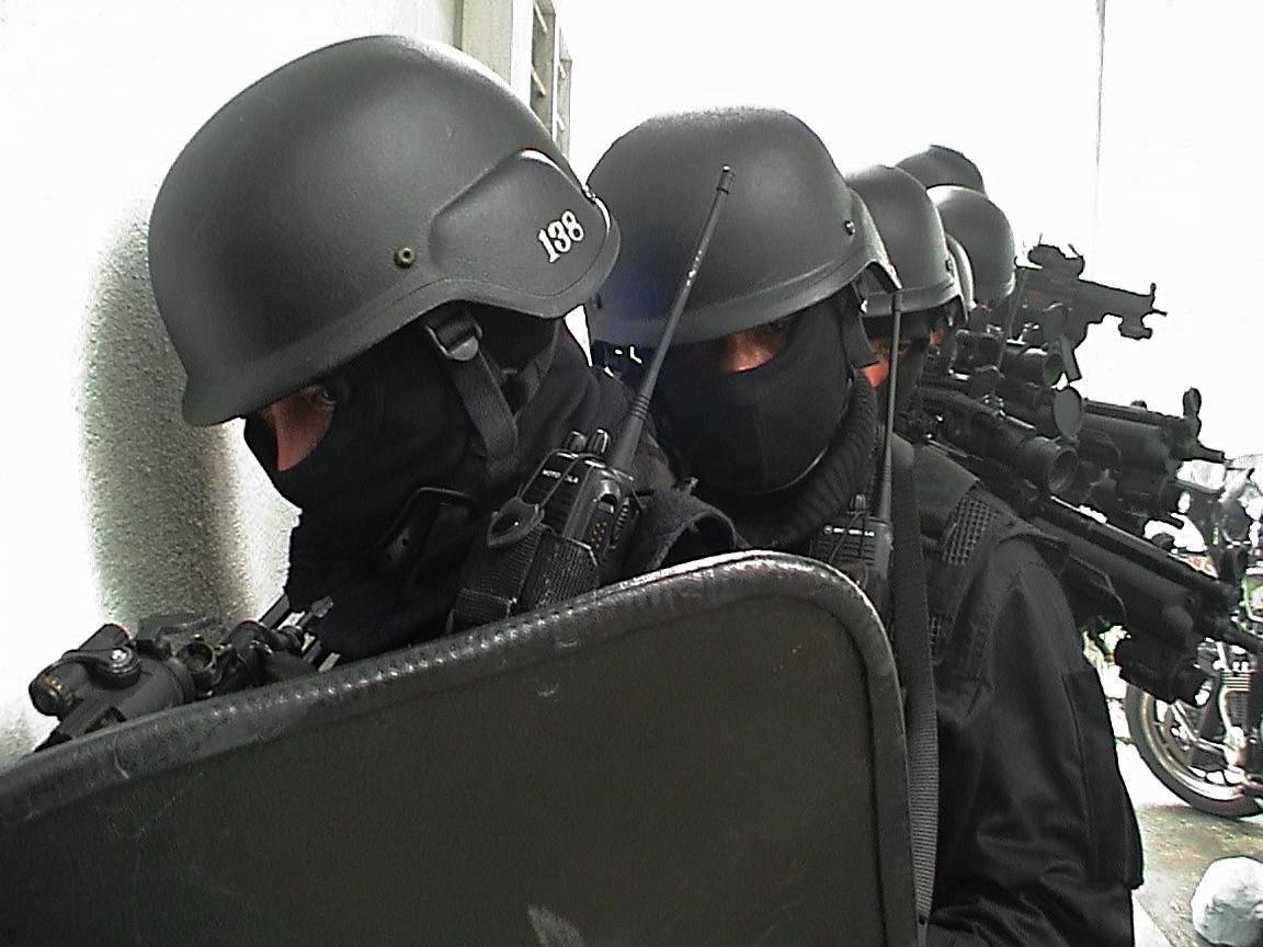 URNA – Útvar rychlého nasazení Policie ČR