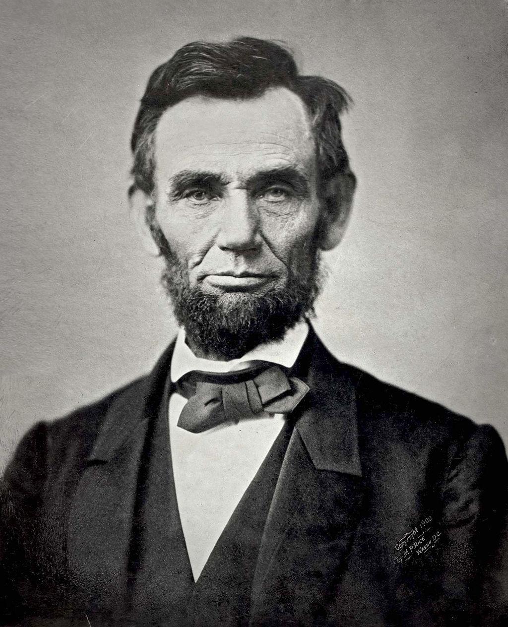 Abraham Lincoln, prezident, který zemřel v úřadu