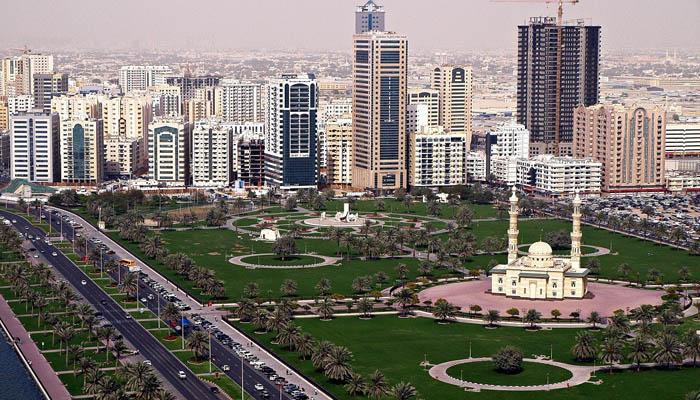 Město přepychu Abú Zabí