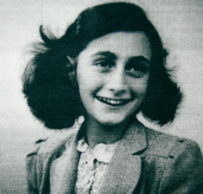 Tragický životní příběh Anne Frankové