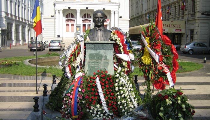Otec Turek Mustafa Kemal Atatürk