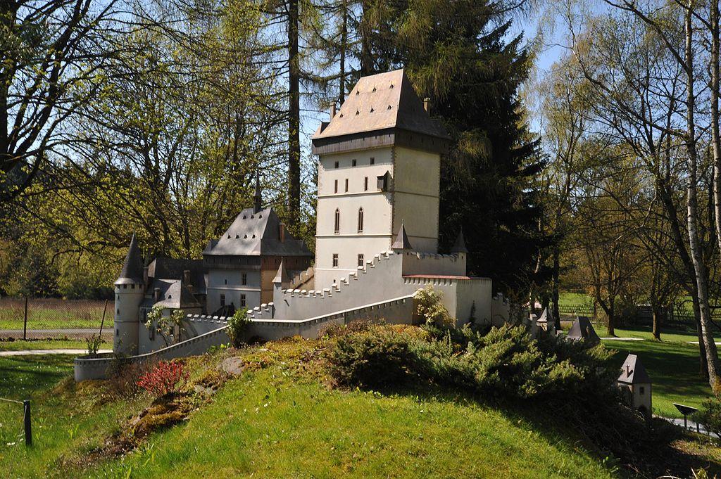 Boheminium – miniatury z celého Česka