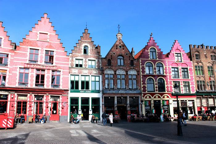 Bruggy- Útulné a kouzelné městečko