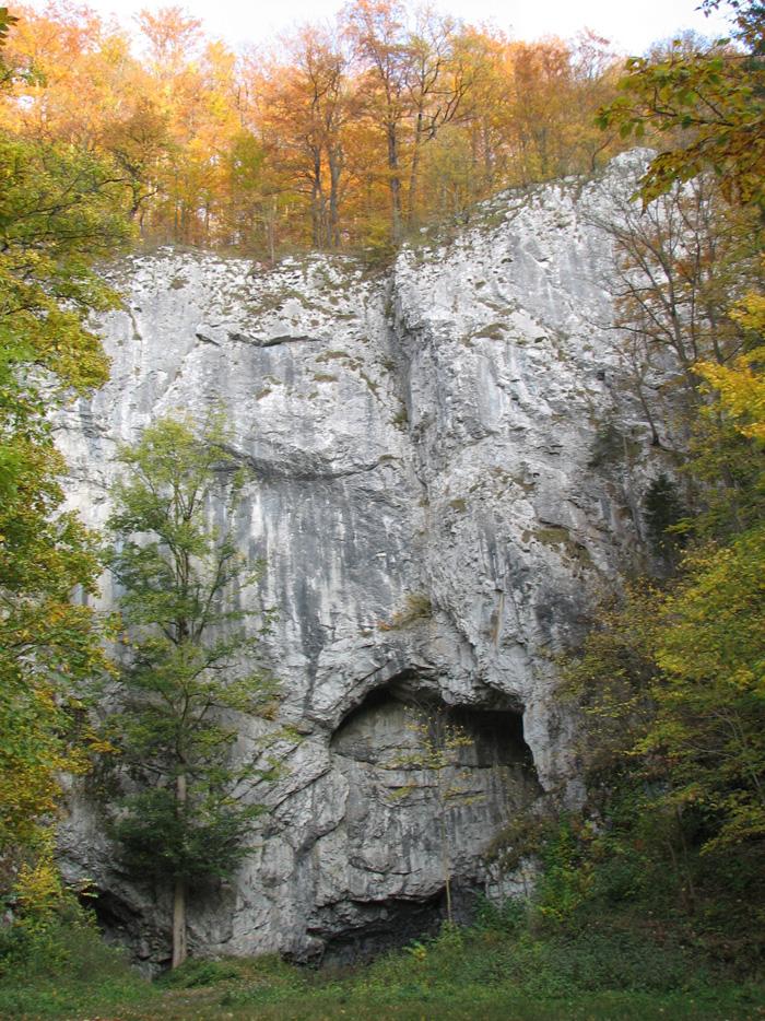 Tajemství jeskyně Býčí skála