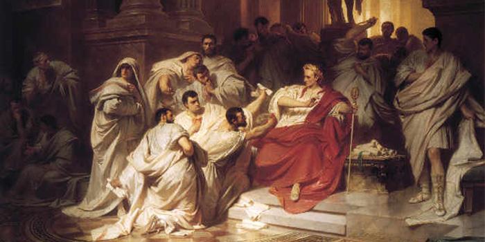 Zavraždění Julia Caesara