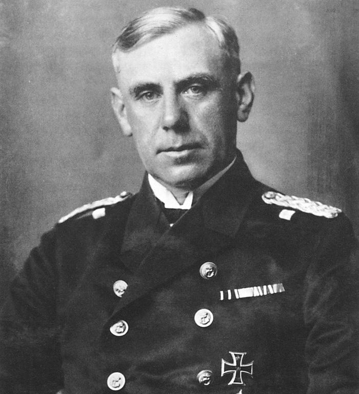 Spiklenec proti Hitlerovi admirál Canaris