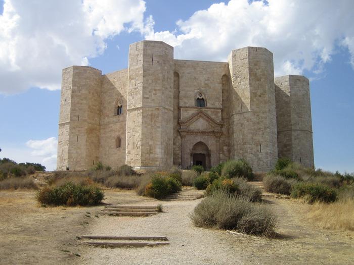 Unikátní hrad Castel del Monte