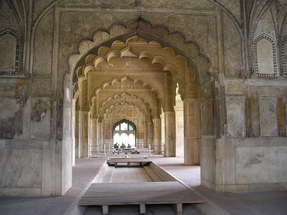 Červená pevnost v Indii