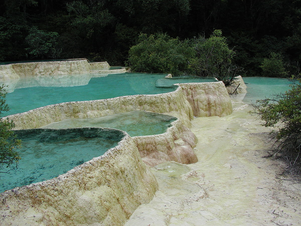 Chuang-lung - jezera ze seznamu UNESCO