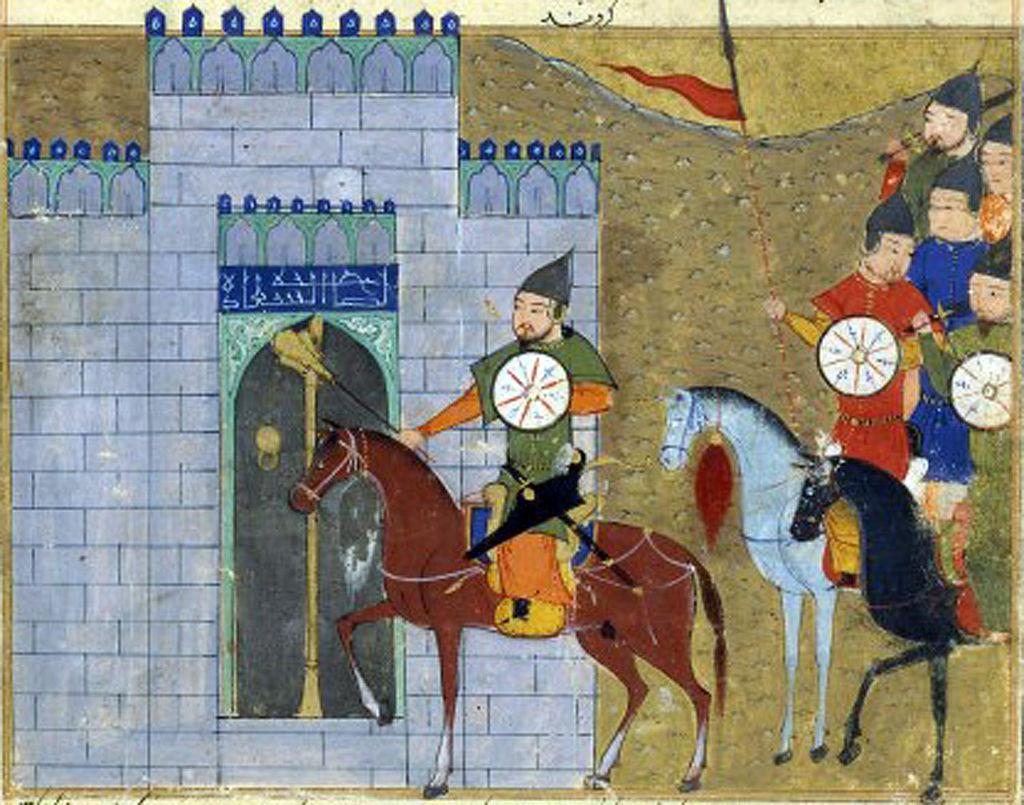 Čingischán – jeden z nejslavnějších vojevůdců historie