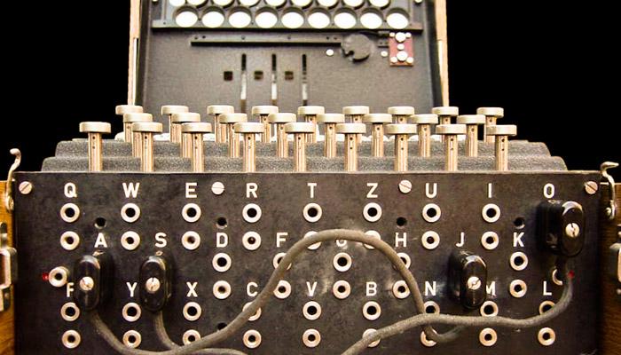 Šifrovací stroj Enigma