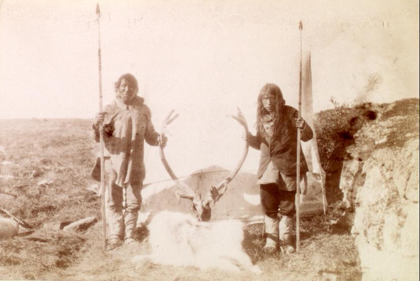 Záhadné zmizení eskymácké osady u jezera Anjikuni