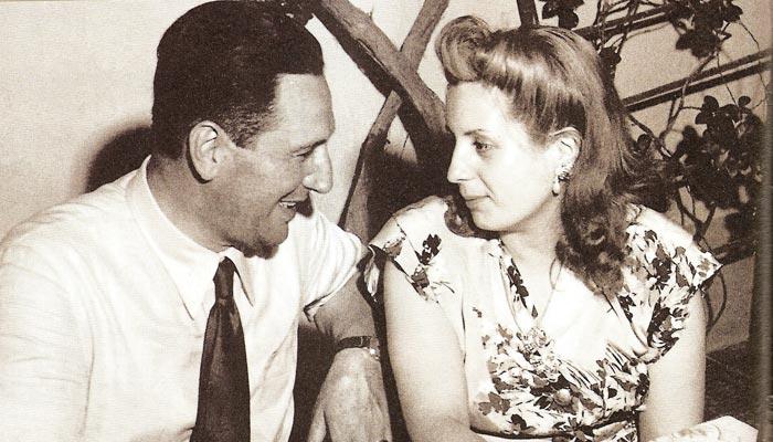 Proslulá Evita Perónová