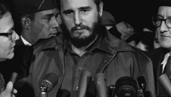 Dlouholetý kubánský vůdce Fidel Castro