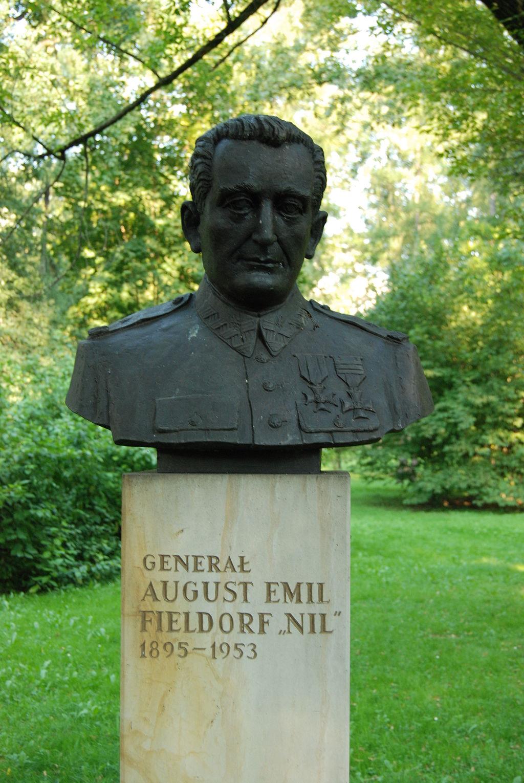 Generál Nil - vůdce protinacistického odboje v Polsku