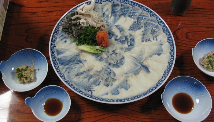 Fugu: pochoutka, která zabíjí
