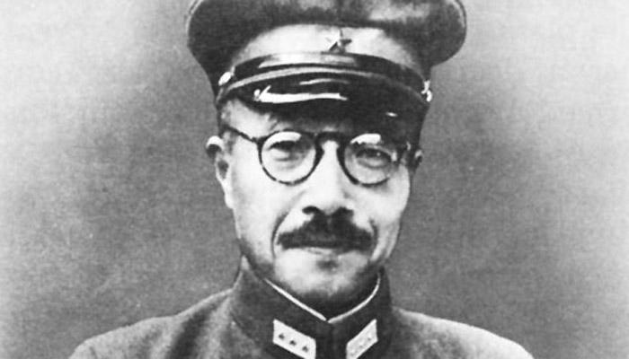 Strůjce japonské expanze generál Tódžó