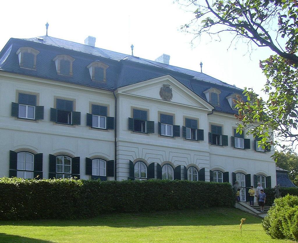 Barokní zámek v Náměšti na Hané