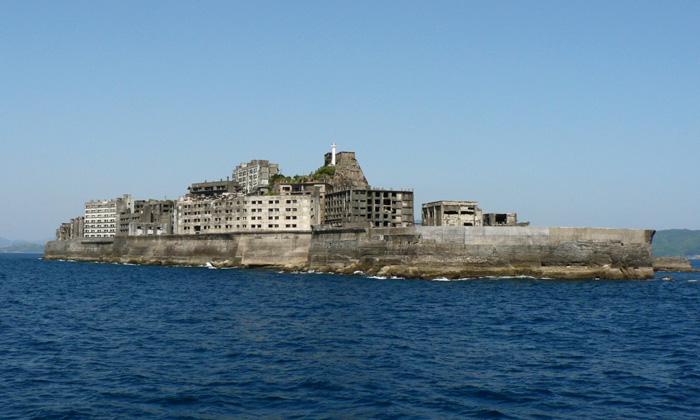 Ostrov duchů Hashima