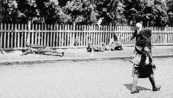 Hladomor na Ukrajině  1932 - 1933