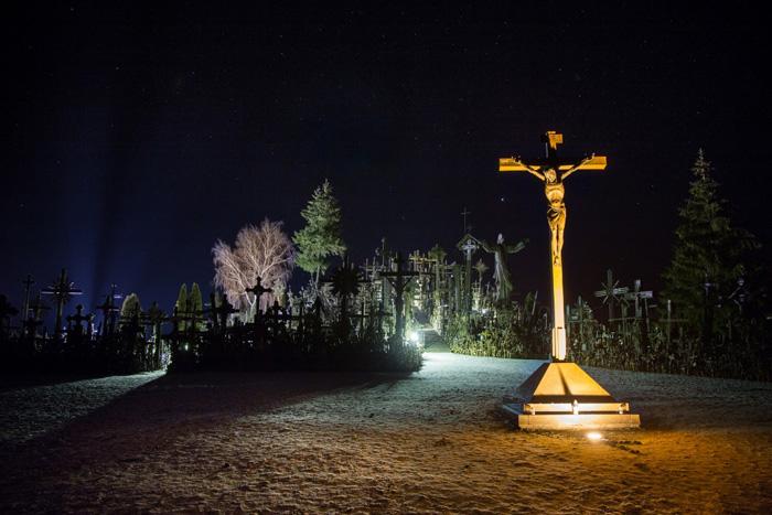 Hora křížů v Litvě
