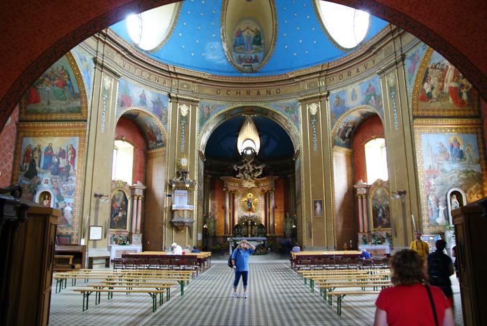 Hostýn – nejnavštěvovanější poutní místo Moravy