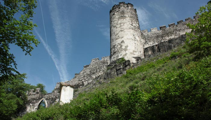 Hrad Bezděz byl i vězením