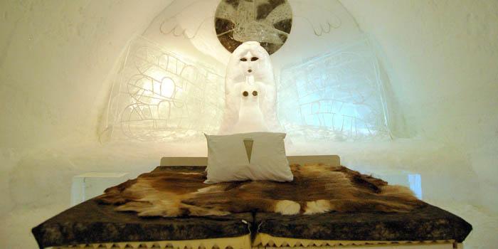 Ice Hotel – nejchladnější hotel světa