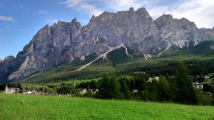 Italské Dolomity