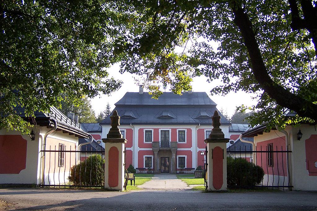 Karlštejn se nachází také na Vysočině