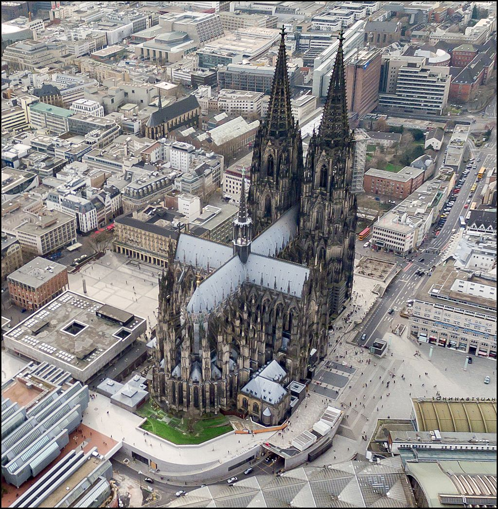 Kolínský dóm na seznamu UNESCO
