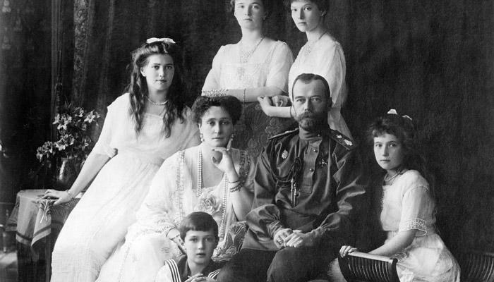 Kruté zavraždění Romanovců