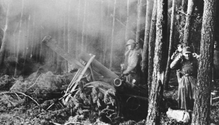 Krvavá bitva v Hürtgenském lese