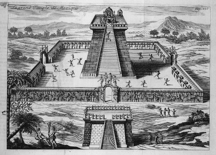 Krvavé rituály Aztéků