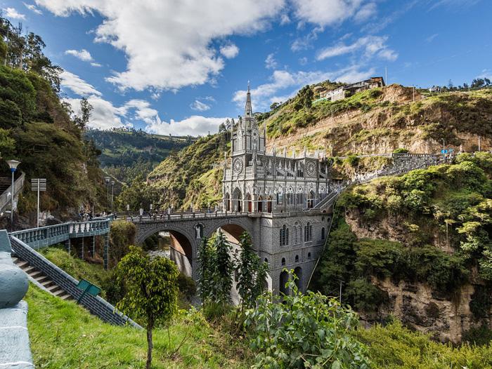Svatyně Las Lajas