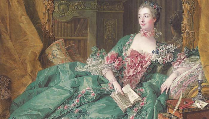 Milenka Ludvíka XV. – Madame de Pompadour