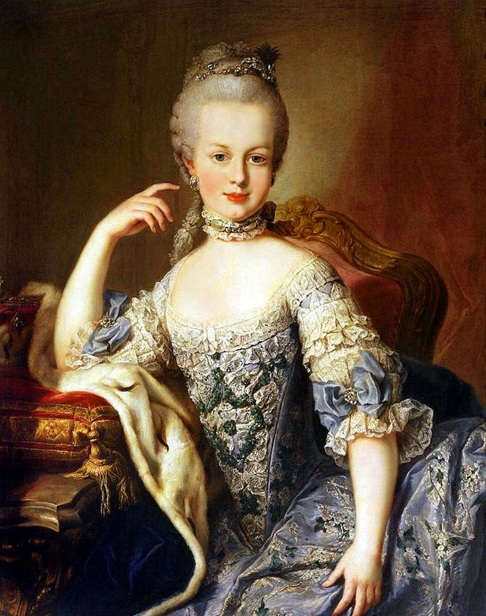Marie Antoinetta – dcera Marie Terezie skončila na popravišti
