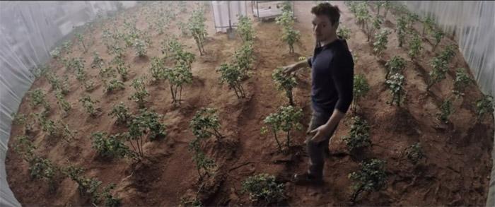 Sci-fi film Marťan navazuje na úspěšnou knihu